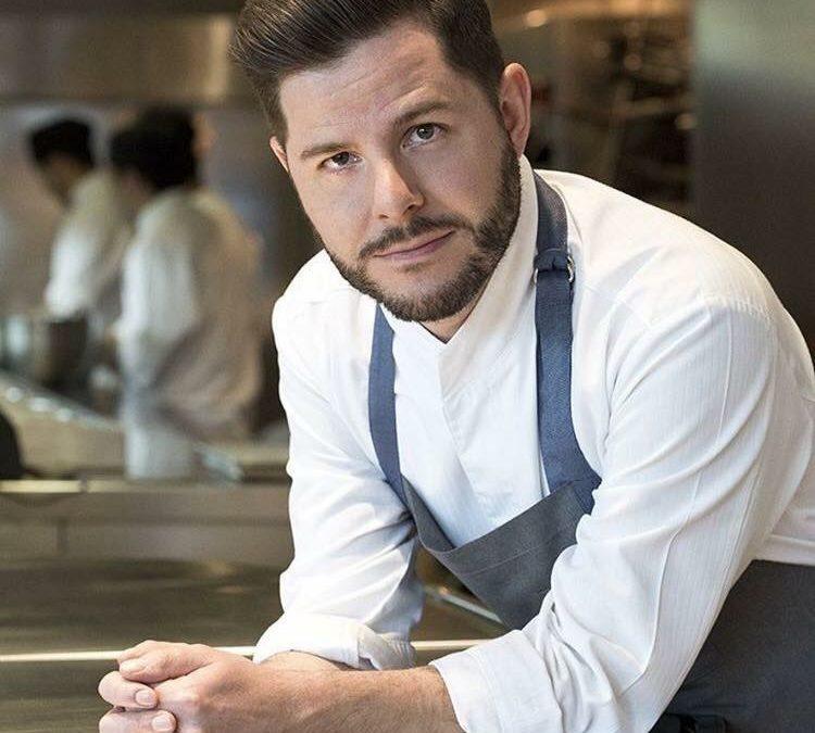 Chef Olivier Deboise