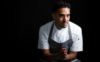 Chef Oswaldo Oliva