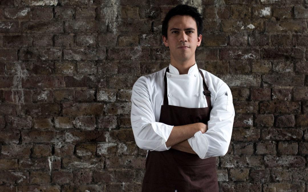 Chef Santiago Lastra